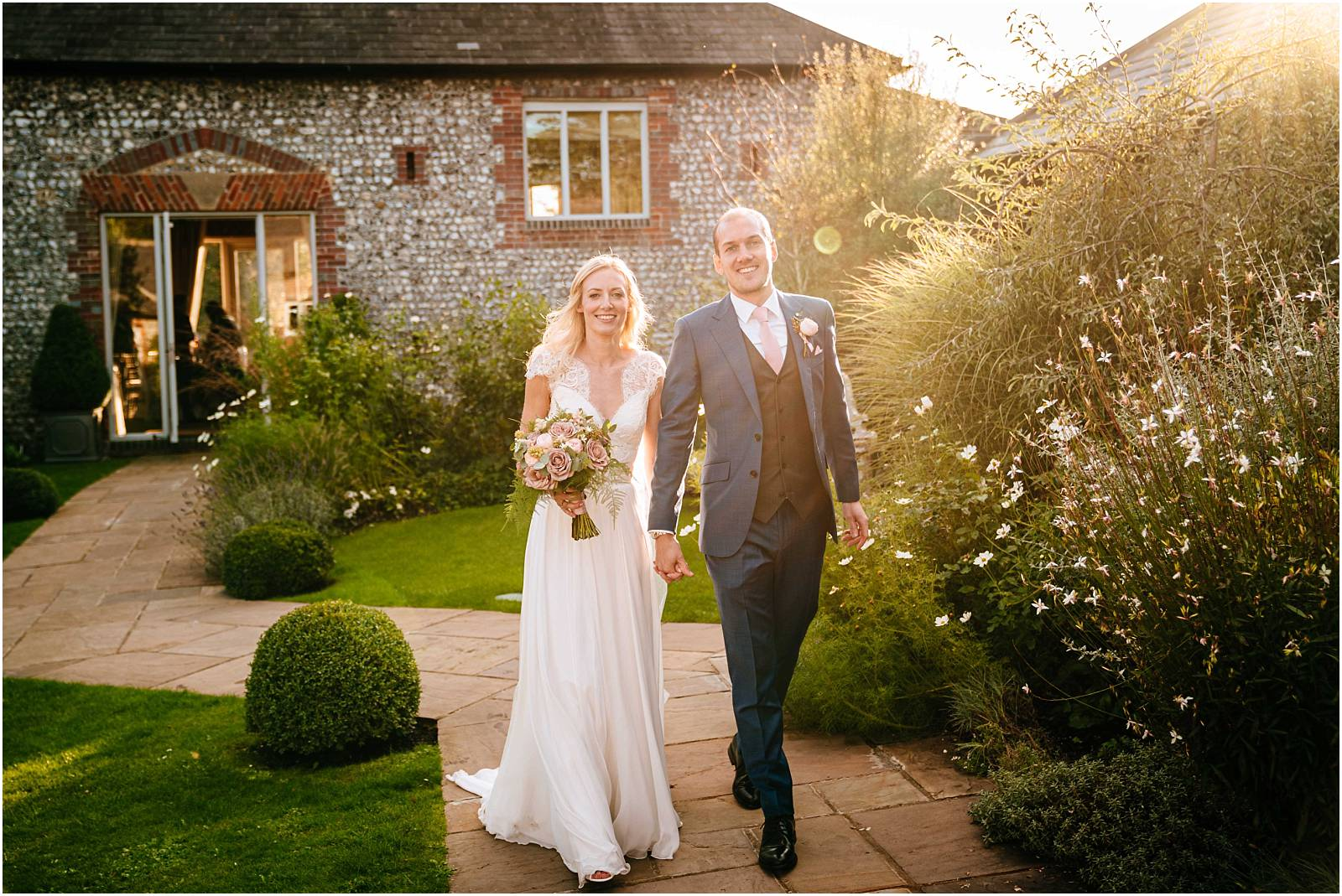 Farbridge Wedding Photography – Carly & Dan's sunny Sussex wedding