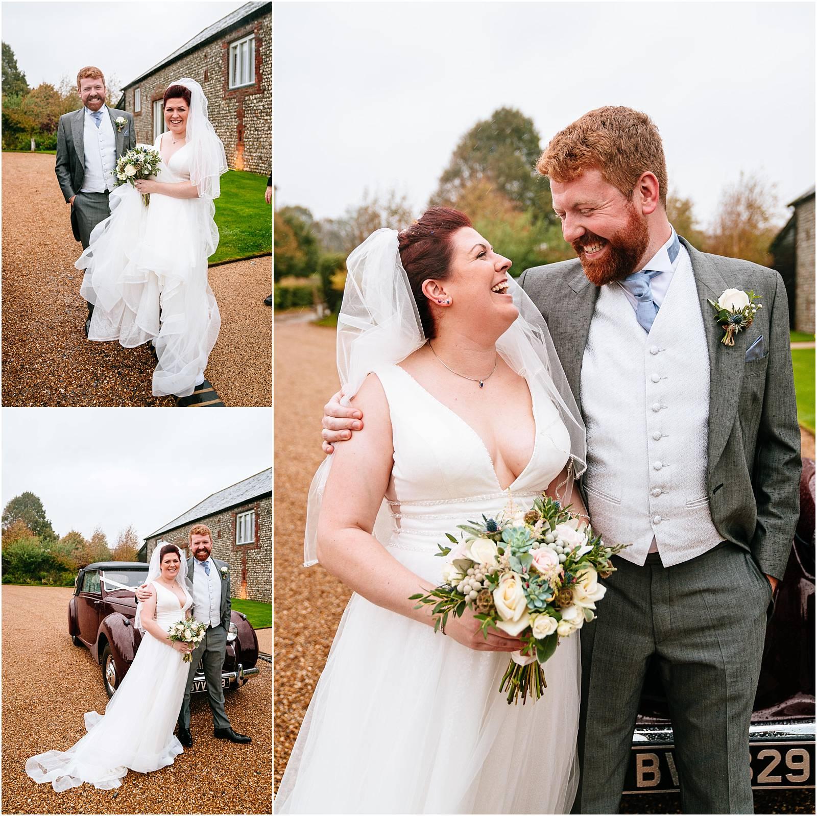 rainy Farbridge wedding photography