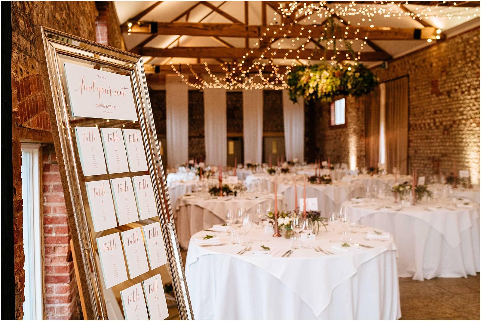 farbridge wedding details