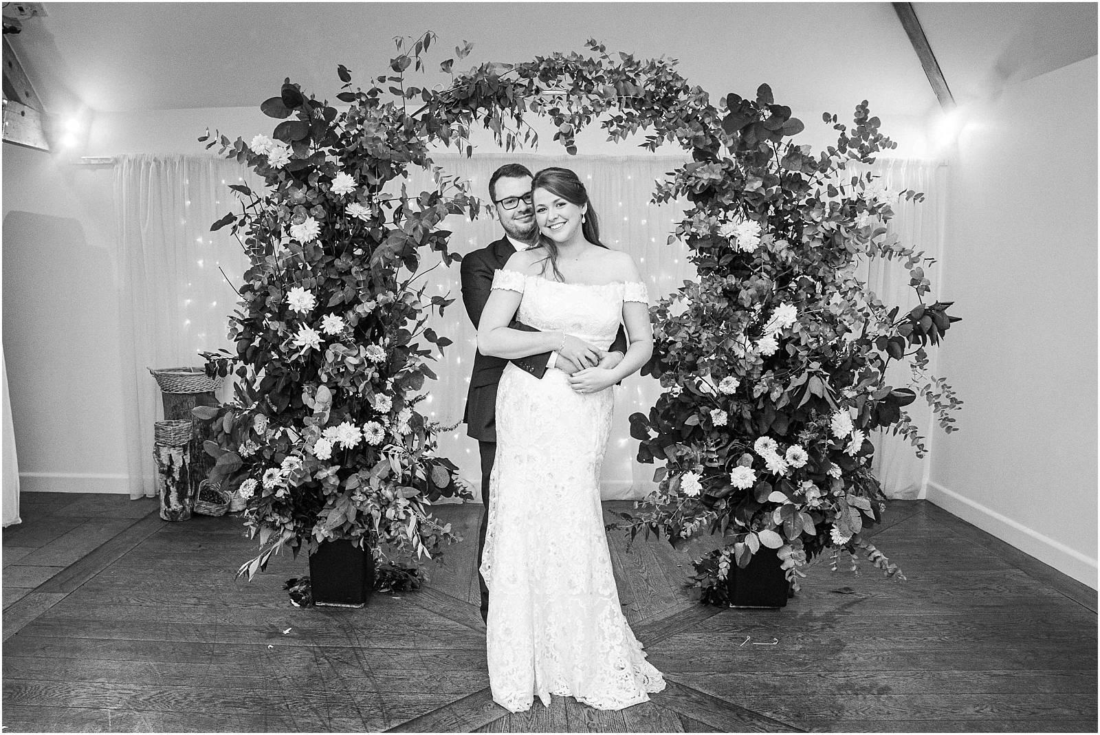 inside wedding photographs at farbridge