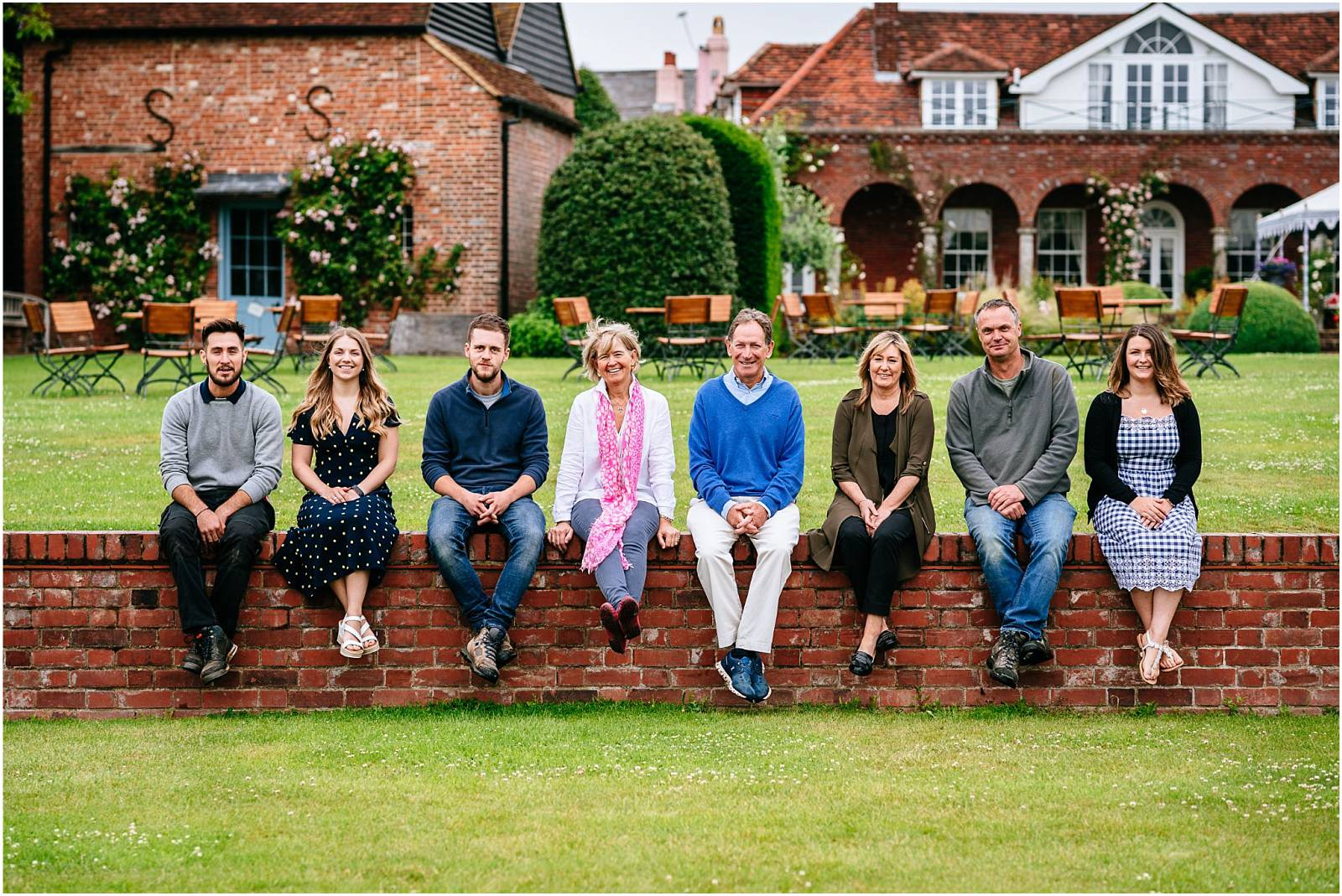 Hertfordshire Commercial Photographer – the Micklefield Hall staff