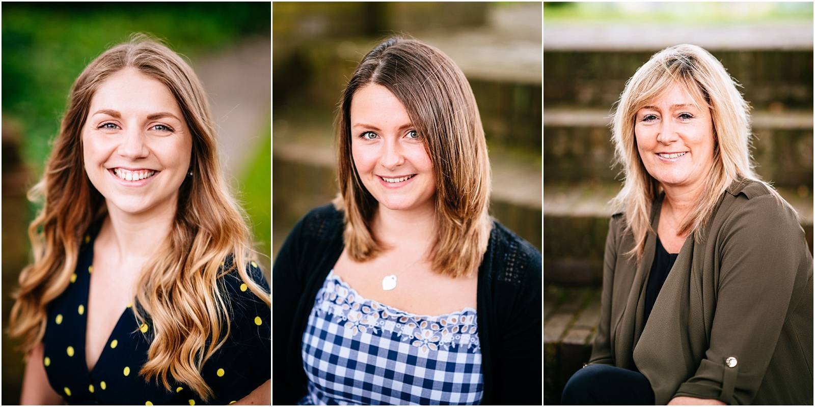 relaxed commercial headshots