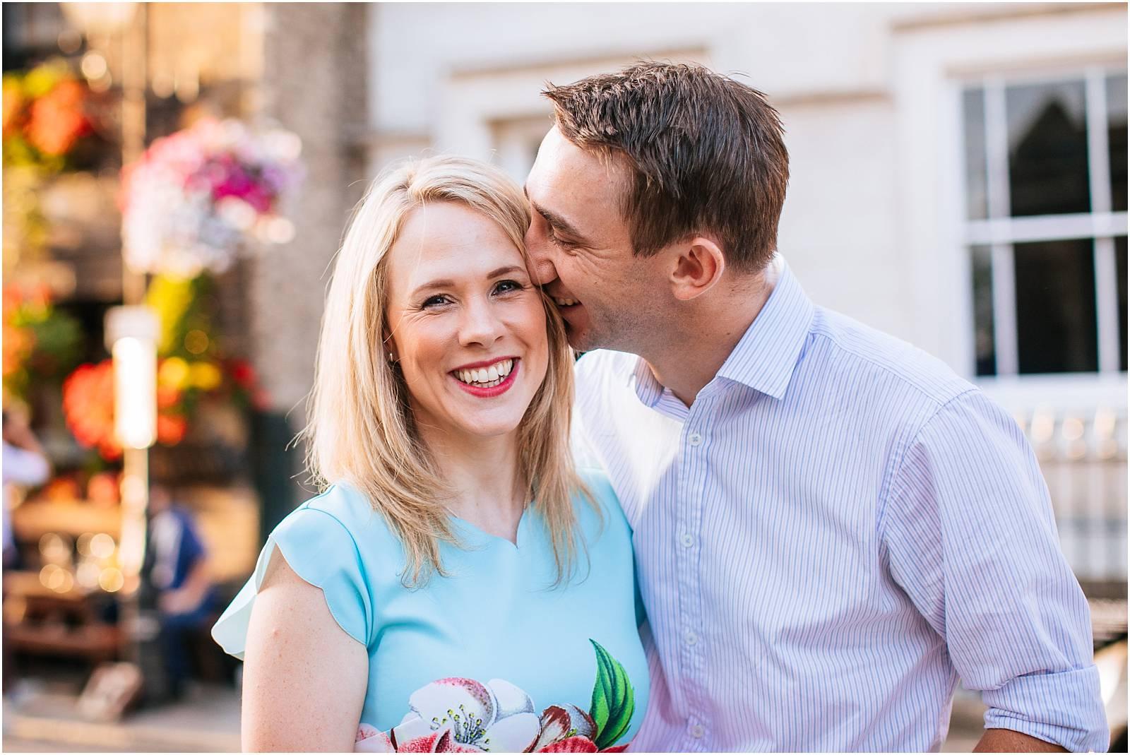 Windsor Engagement photography
