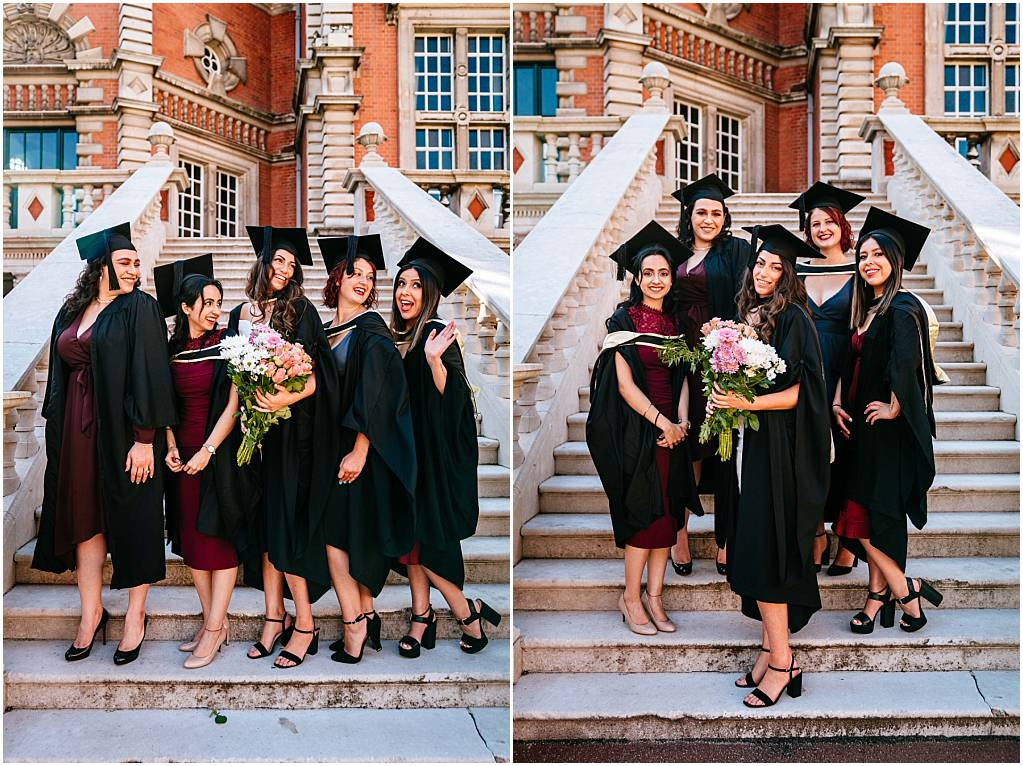 Surrey graduation photographer