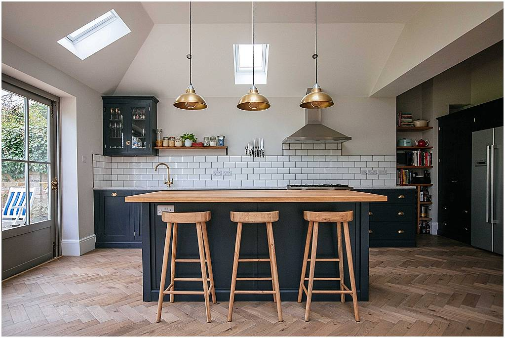 Windsor Small Business Photographer – a Devol kitchen