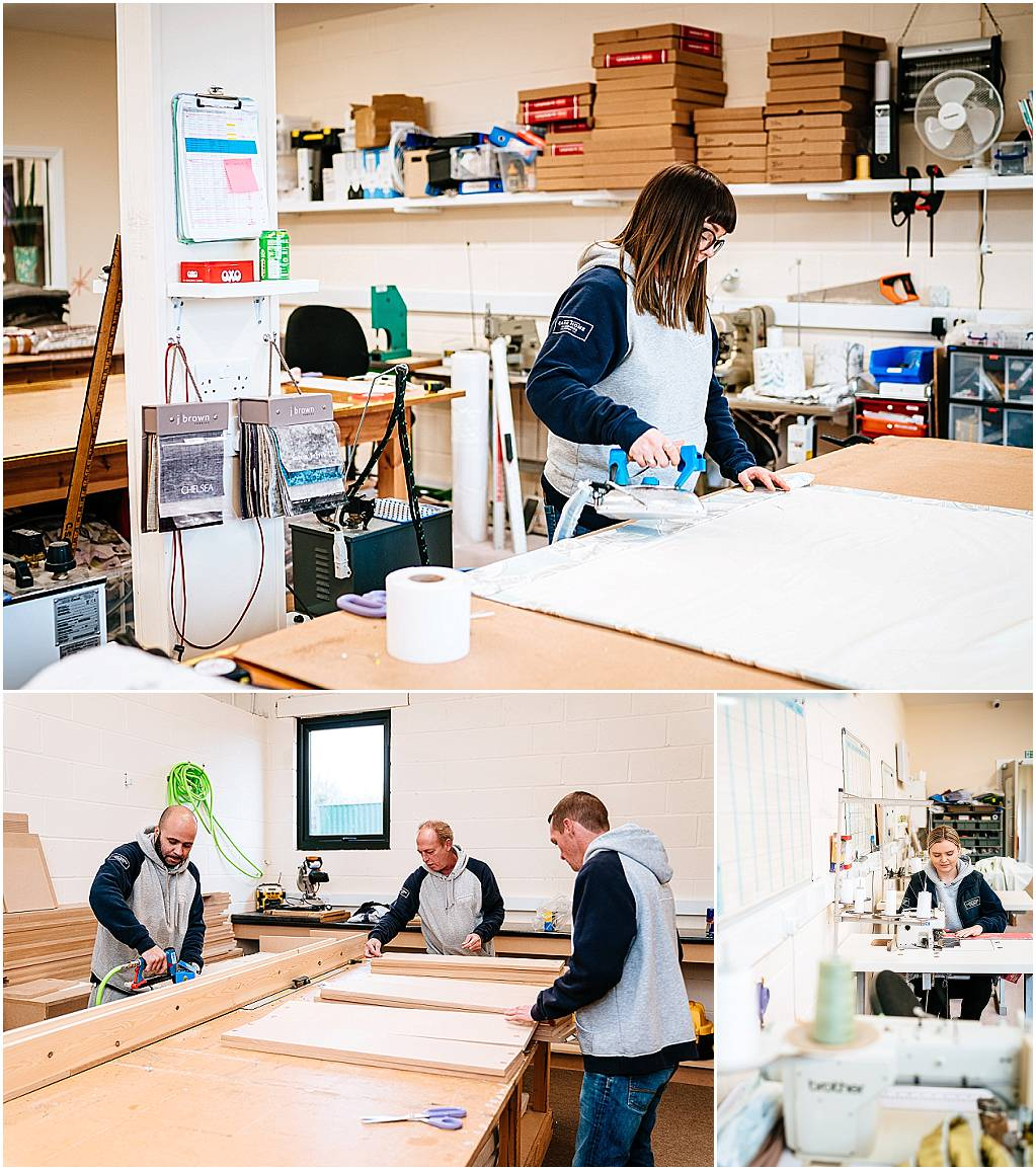 Hampshire small business photographer