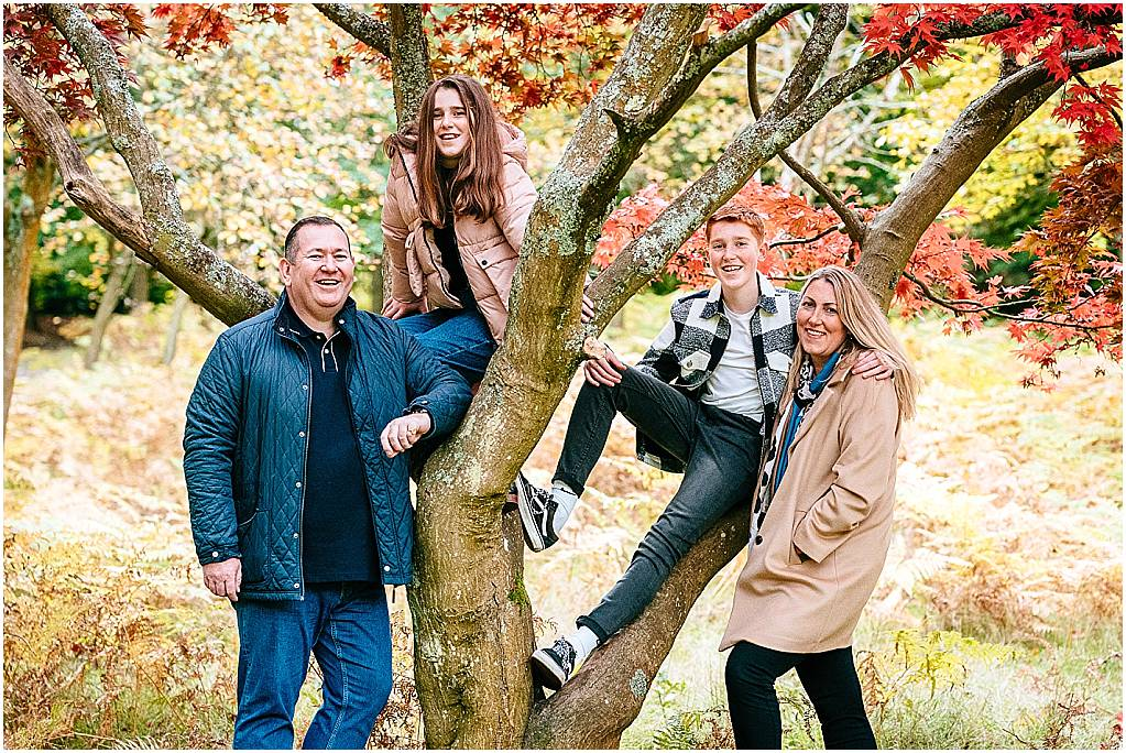 Virginia Water Family Photographer – hello Fellows!